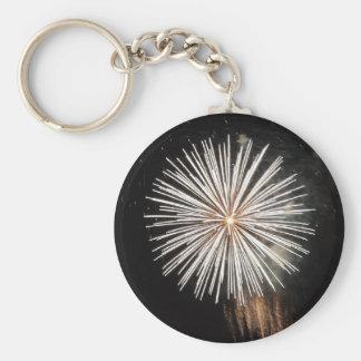 Fireworks 5 Keychain