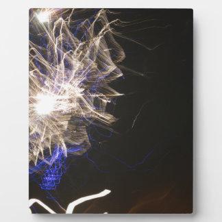 Fireworks 5 plaque