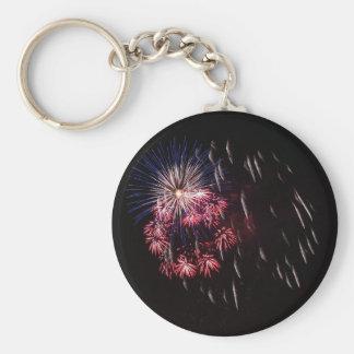 Fireworks 6 Keychain