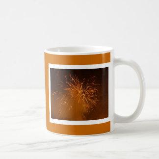 Fireworks #8 coffee mug