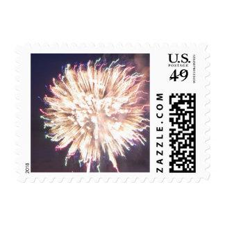 Fireworks 8 - postage stamps