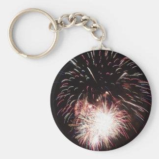 Fireworks 9 Keychain