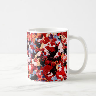 FIREWORKS ~ (abstract art design) ~ Classic White Coffee Mug