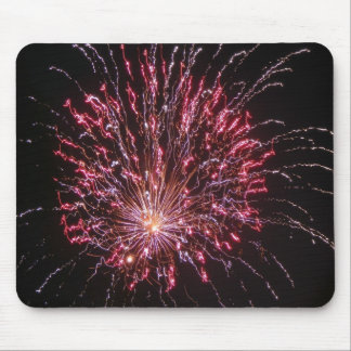 Fireworks  All Mouse Pad