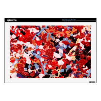 FIREWORKS! (an abstract art design) ~ Laptop Decal