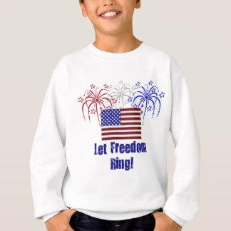 fireworks and freedom copy sweatshirt