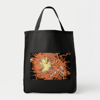 Fireworks art Bag