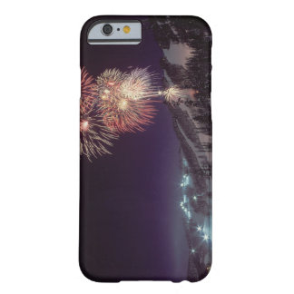 Fireworks at Big Mountain Resort in Whitefish, Barely There iPhone 6 Case