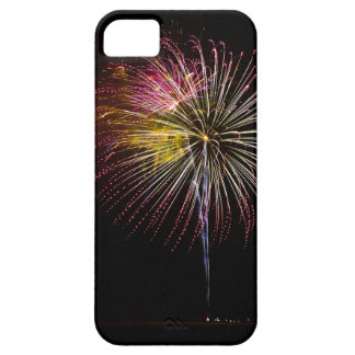 Fireworks at Midnight iPhone 5 Case
