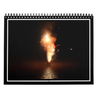 Fireworks at Waters Edge Calendar