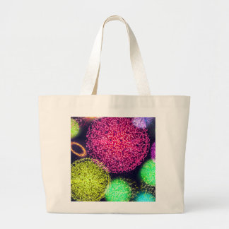 Fireworks, Baby! - Large Tote Bag