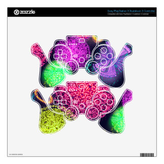 Fireworks, Baby! - PS3 Controller Decal
