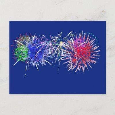 fireworks background image. Fireworks Background Post