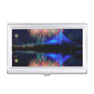 Fireworks Business Card Case