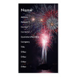 Fireworks Business Card Template