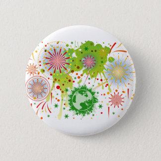 Fireworks Button