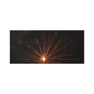 Fireworks Canvas Print 7