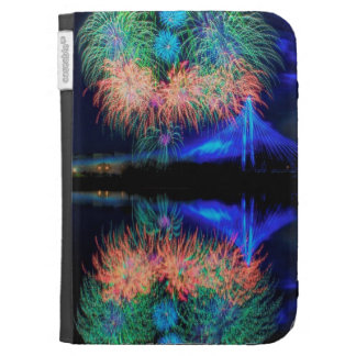 Fireworks Case For The Kindle