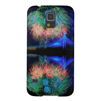 Fireworks Case For Galaxy S5