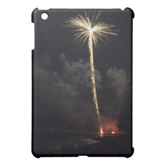Fireworks Celebration at Night Cover For The iPad Mini