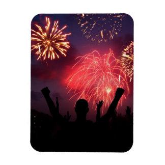 Fireworks Celebration Magnets