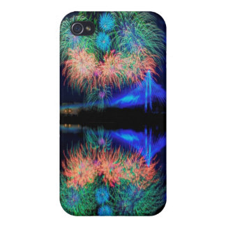 Fireworks Cover For iPhone 4