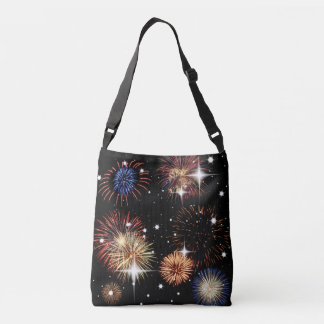Fireworks Crossbody Bag