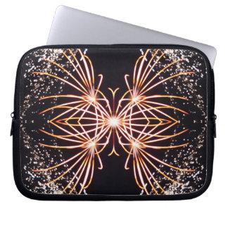 Fireworks Cubed Laptop Sleeve
