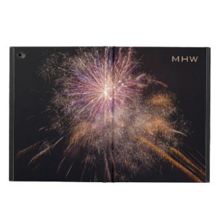 Fireworks custom monogram device cases