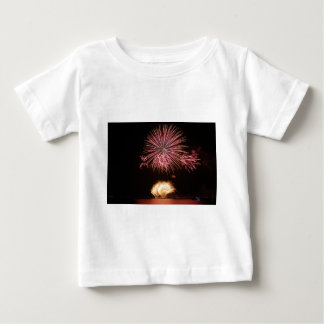fireworks display baby T-Shirt