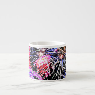 Fireworks Display Espresso Mug