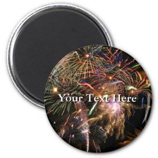 Fireworks Display Magnet