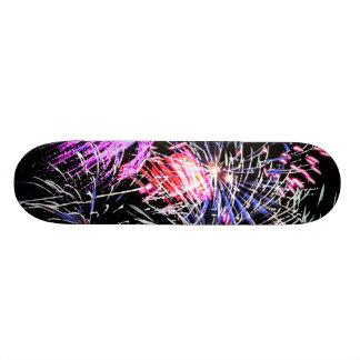 Fireworks Display Skateboard