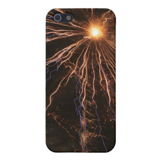 Fireworks Electricity Cover For iPhone SE/5/5s