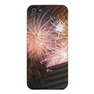 Fireworks explode case for iPhone SE/5/5s