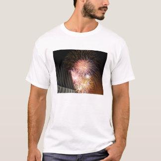 Fireworks explode T-Shirt