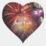 Fireworks Finale Sticker