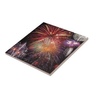 Fireworks Finale Tile