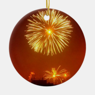 Fireworks for the new year -