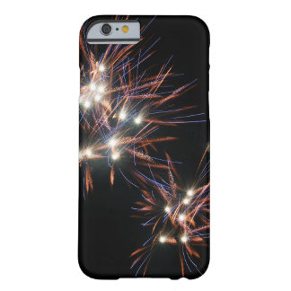 Fireworks Funda De iPhone 6 Barely There