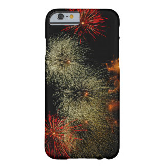 Fireworks Funda Para iPhone 6 Barely There