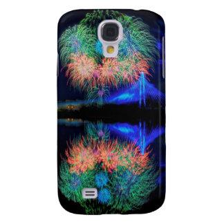 Fireworks Galaxy S4 Case