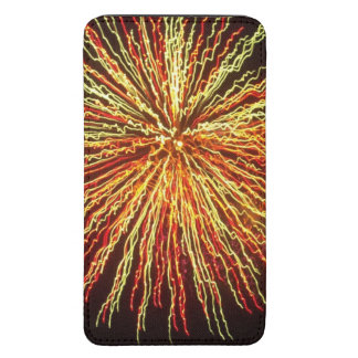 Fireworks Galaxy S5 Pouch