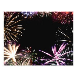 Fireworks Grand Finale Flyer
