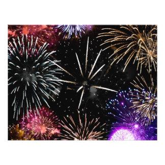 Fireworks Grande Finale Flyer