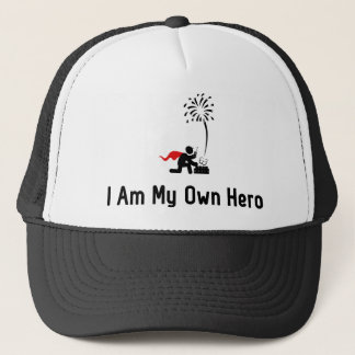 Fireworks Hero Trucker Hat