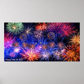Fireworks image for poster