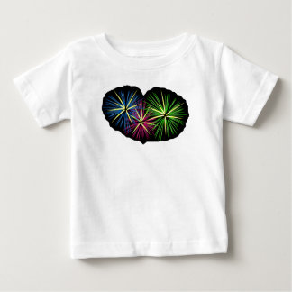 FIREWORKS IMAGE ON ITEMS BABY T-Shirt