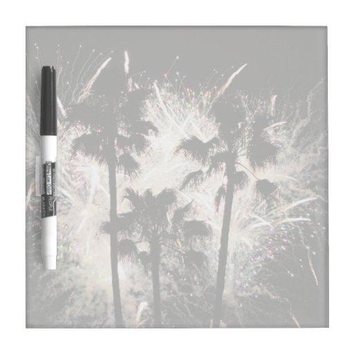 fireworks in palm trees.jpg Dry-Erase board