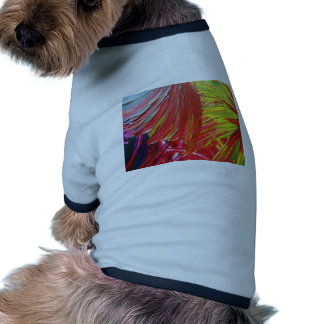 FIREWORKS IN RED - Firecrackers Festival Celebrate Pet Tshirt